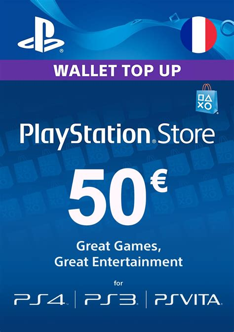 Ps4 Carte by Acheter Carte Playstation Network 50 Playstation