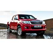 Vigo 4&2154 Double Cab Is Suited To Complete The Rider Experience And