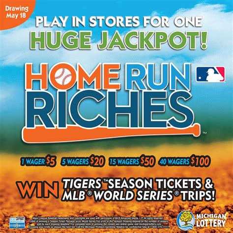 one week left for michigan lottery players to buy home run
