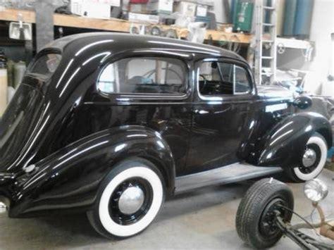 1936 pontiac sedan 1936 pontiac touring sedan classic cars