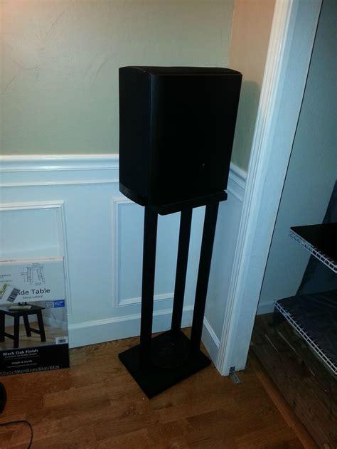 Average Joe Audiophile Diy Abs Pvc Pipe Speaker Stands