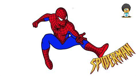 dibujos para pintar hombre araña hombre ara 241 a para colorear libro maravilla superh 233 roe