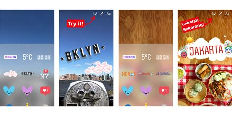 A Place Instagram Users Can Now Place Geotagged Stickers On Instagram Stories Adweek