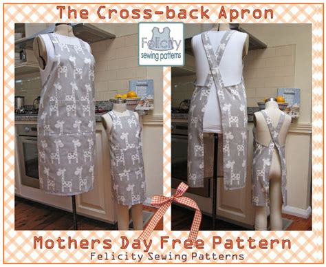 sewing cross back apron welcome to the cross back apron free pattern download in