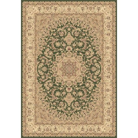 7 x 10 area rugs dynamic rugs legacy green 7 ft 10 in x 10 ft 10 in indoor area rugs le91258000420 the home