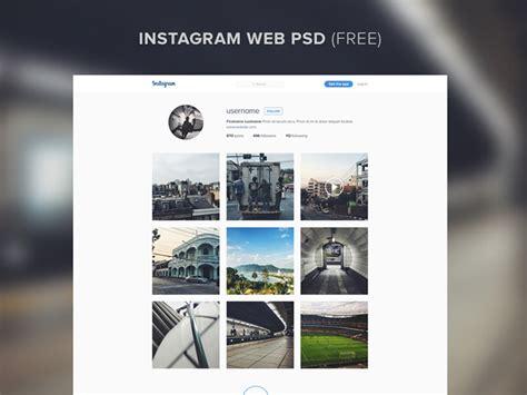 layout instagram es gratis top 27 free psd instagram mockup templates updated 2018