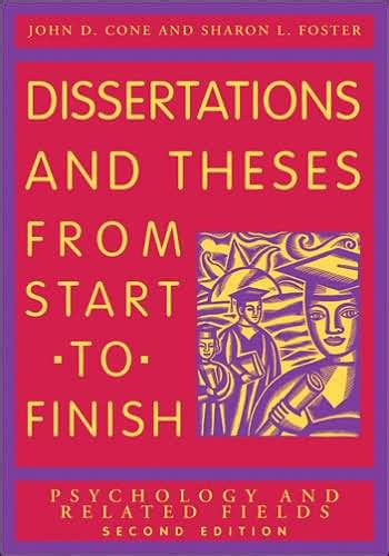 dissertations and theses from start to finish buy essays from successful essay dissertations