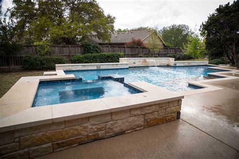 custom spas cascade custom pools austin tx