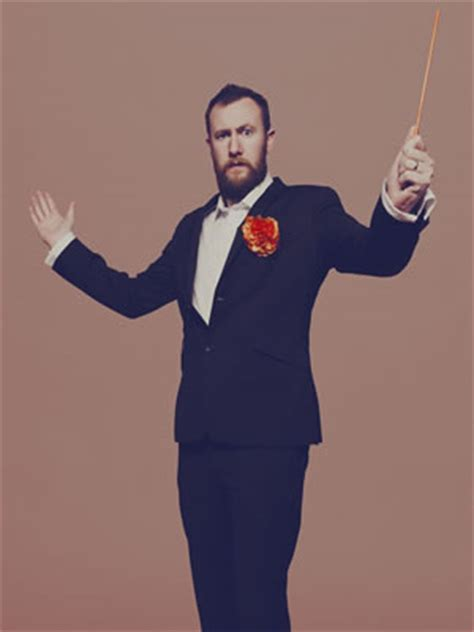the horne section alex horne interview british comedy guide