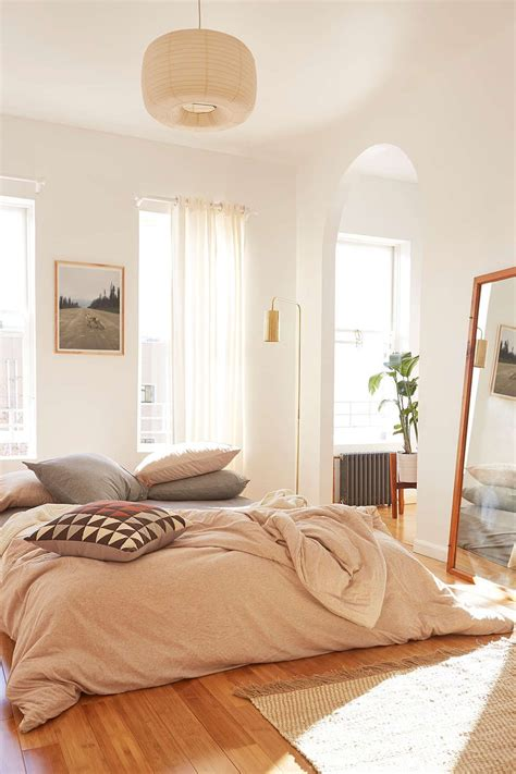 bedroom outfitters heathered jersey duvet cover outfitters bedroom