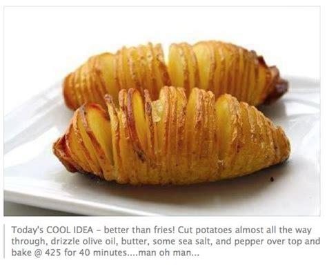easy and quick potato side dish nom noms pinterest