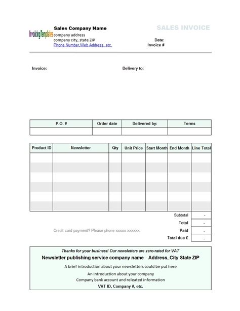 Open Office Receipt Template Free by Invoice Templates Open Office Invoice Template Ideas