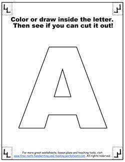 free medium printable alphabet letters best photos of medium size alphabet letter printable