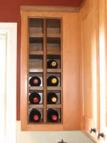 Built In Wine Rack In Kitchen Cabinets Happykitchens 187 Charlottesville Area Kitchen Remodeling
