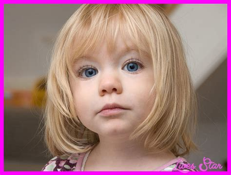toddler haircuts bangs toddler girl short haircuts with bangs livesstar com