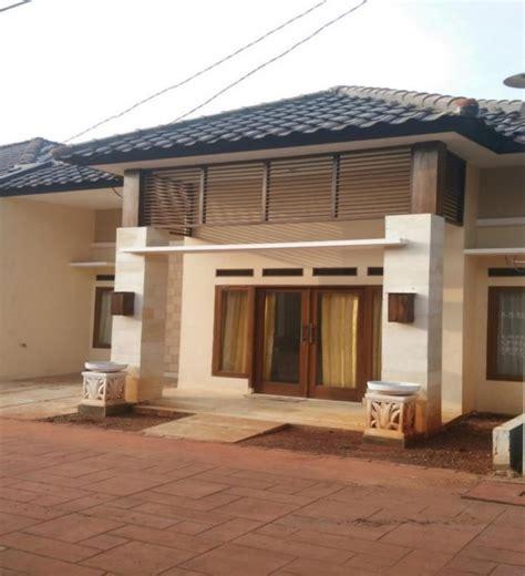 Dijual Rumah Bekasi rumah dijual bekasi selatan rumah minimalis di daerah jl