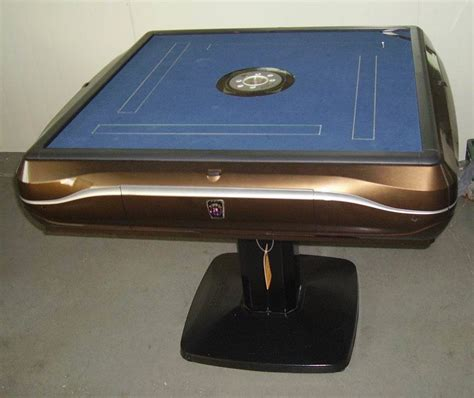 Mahjong Table Automatic by China Automatic Mahjong Table China Mahjong Table Mah Jong