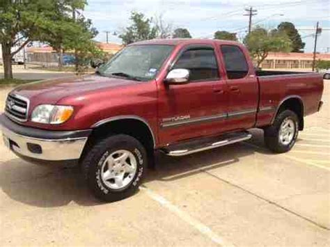 Toyota Tundra Trd Supercharged For Sale Sell Used 2001 Toyota Tundra Access Cab Trd Supercharged
