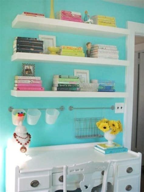 Ordinary Idee Couleur Chambre Garcon #13: Deco-chambre-ado-turquoise-blanc-ikea.jpg