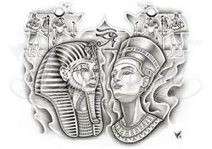 egyptian back piece by dfmurcia on deviantart