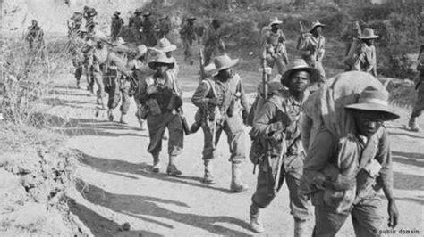 Legenda Indonesia Bl 193 frica na segunda guerra mundial um cap 237 tulo esquecido