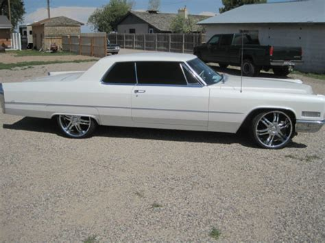 Cadillac Pearl White Paint by Cadillac Hardtop 1966 White For Sale 125986542