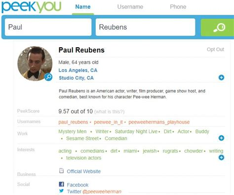 Peekyou Email Search Peekyou Is The Search Engine For Finding Someone S