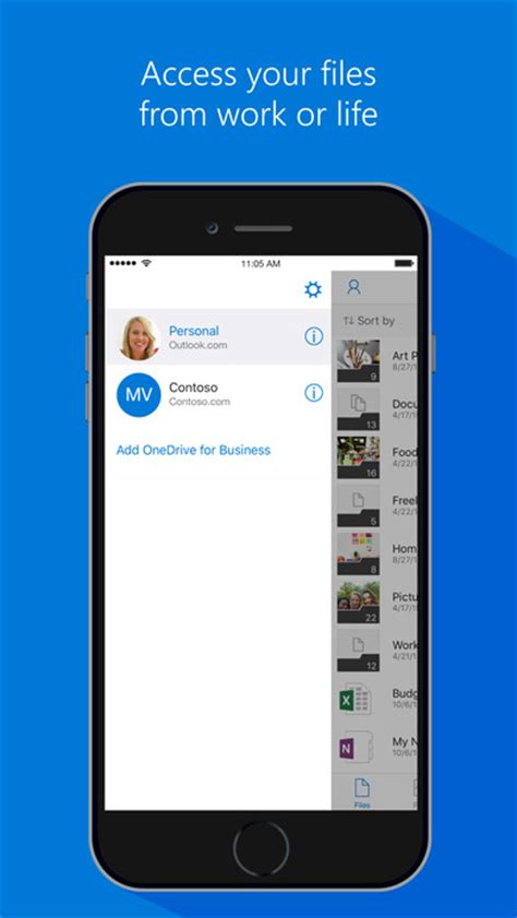 onedrive update on ios now lets you create word