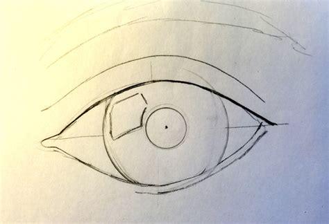 dibujos realistas y faciles c 243 mo dibujar un ojo realista abierto 161 hoy no hay cole