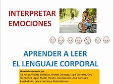 Leer el lenguaje corporal - grupo Lenguaje Jurídico Grupo Edap