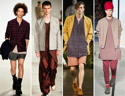 mens fashion trends spring summer 2015 spring 2015 men s fashion trends new york fashion week