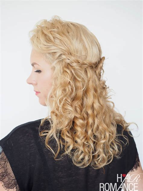30 curly hairstyles in 30 days day 8 hair romance 30 curly hairstyles in 30 days day 13 hair romance