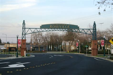 Apartments Downtown La by Roseville Ca Vernon Street In Downtown Roseville Photo