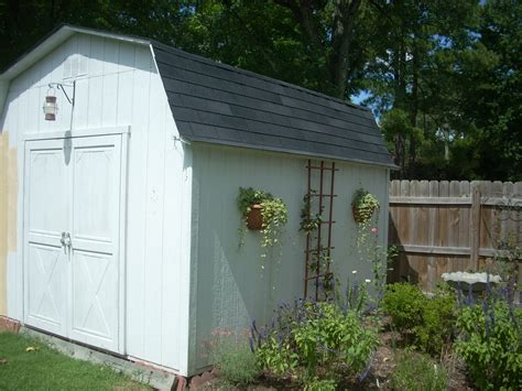 shed makeovers a shed makeover perennial garden lover