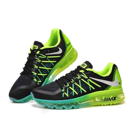nike green slippers nike airmax 2016 black green sport shoes feature maximum
