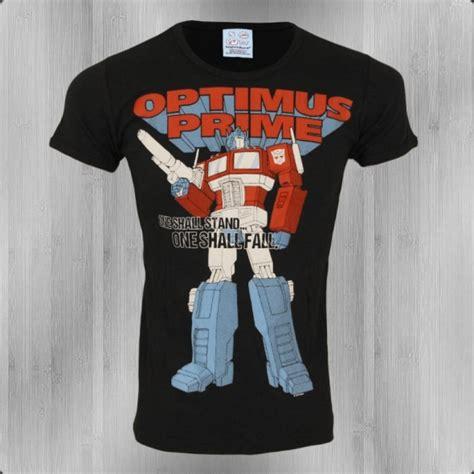Sandal Print Transformer Optimus Prime jetzt bestellen logoshirt m 228 nner t shirt transformers
