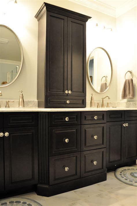 Bathroom Countertop Storage Cabinets Bath Ideas
