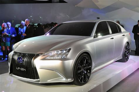 how things work cars 2011 lexus is f electronic valve timing if only we could buy these concept cars viral scoop