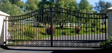 gates custom iron work jmarvinhandyman