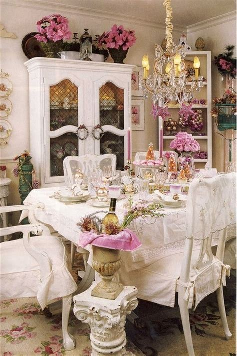 chic dining rooms shabby chic dining room ideas diy home decor