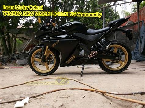 Saklar Kiri Model Vixion Bukan Original Yamaha modifikasi yamaha new vixion ala yamaha r125 lawas ini