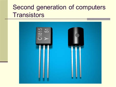 which generation of computer made use of integrated circuit integrated circuit used in which generation of computers 28 images which generation of