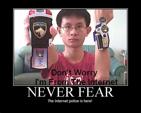 Internet Police Meme - mwo forums things your afraid they will implement