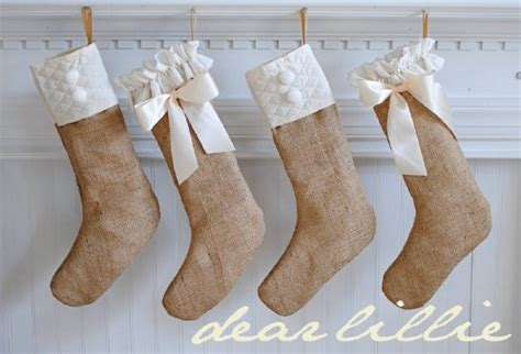 diy bed socks 100 gorgeous burlap projects that will beautify your
