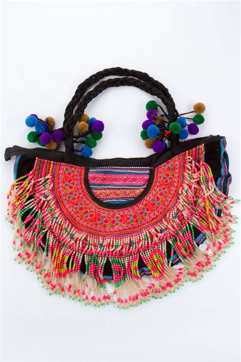 tribal pattern handbags cambodian tribal bag textiles pinterest