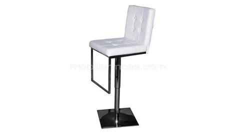 Supérieur Ikea Tabouret Bar Cuisine #2: zib-tabouret-bar-assise-dossier-simili-cuir-blanc-02-xl.jpg