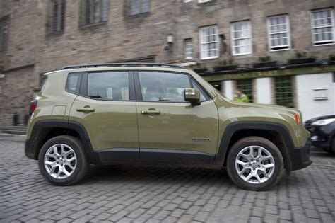 jeep renegade review and uk test drive