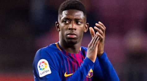 ousmane dembele english ousmane dembele on the move names premier league club as