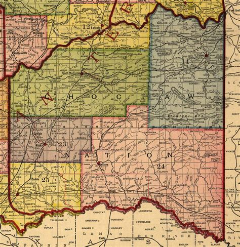 Nation Birth Records Pre Statehood Maps