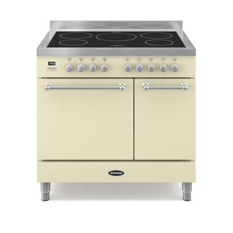 britannia kitchen appliances rangemaster professional plus fx 90 dual fuel range cooker